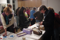 Book Arts Guild of Vermont Potluck and Swap