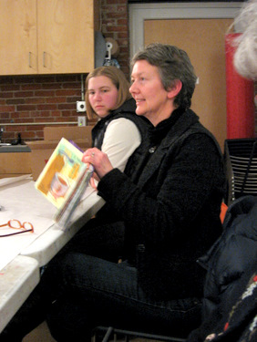 Book Arts Guild of Vermont - Book Arts Sharing & Support 2010