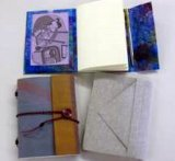 Amy Lapidow handmade travel journals