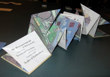 Book Arts Guild of Vermont - UVM Special Collections - August 2010