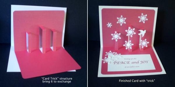 Handmade card samples